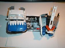 Transformers 2007 movie Longarm autobot with instructions - FAST POST