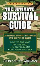 "The Ultimate Survival Guide by John ""Lofty"" Wiseman (2004, Paperback)"
