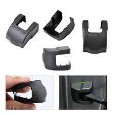New 4x Door Check Arm Protection Cover Kit For Peugeot 208 301 2008 Citroen C4L