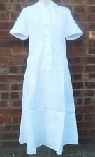 NEW MOD MILITARY army RAFQARANC Ward Uniform WRAC Nurse White no4 Dress 8-10