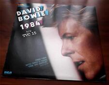 """David Bowie   1984  b/w TVC 15  1984   RCA  PD-13770  Rock  12"""" Single  PROMO NM"""
