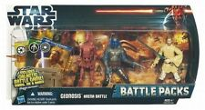 STAR WARS Battle Pack - Geonosis Arena, Battle Droid, Obi Wan & Jango Fett
