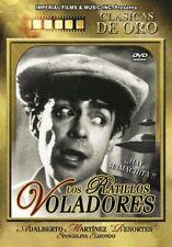 Los Platillos Voladores DVD *NEW Resortes, Evangelina Elizondo * Orig 1956 Movie