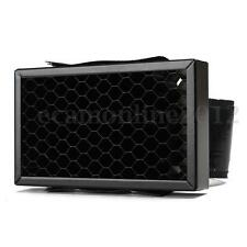 Flash Honeycomb Honey Comb Grid Spot Filter Cover Case For Speedlight Softbox