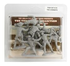 "The Cowboys 1/30 Scale 8 figures 60mm 2.5"" TSSD Set #23 Tombstone Collection"