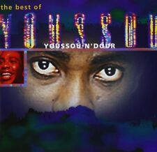 Youssou N' Dour Best Of CD NEW SEALED 1994 World Music