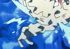POKEMON MANGA-01 1999 CROMO CARD (CARTE) N° 88 PART OF PUZZLE