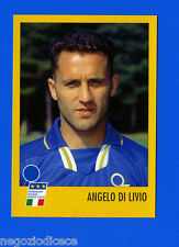 [GCG] AZZURRI CON IP - Merlin - Figurina-Sticker n.- FRANCE 98 - DI LIVIO -New