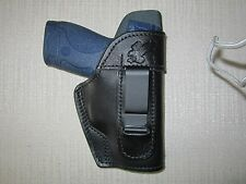 S&W - M&P SHIELD 9MM & 40 CAL., IWB holster, right hand WITH SWEAT SHIELD