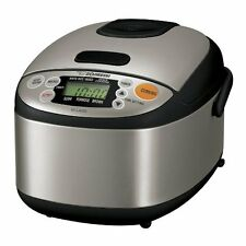 Zojirushi NS-LAC05XT Micom 3-Cup Rice Cooker and Warmer , New - Free Shipping