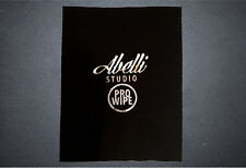 NEW! Abelli Studio Pro Wipe Guitar Cleaner Cleaning Micro Fibre Polishing Cloth