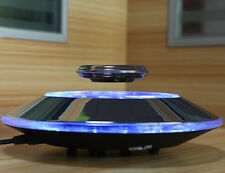 Maglev Magnetic Levitation floating Rotating Display Stand Anion Generator LED