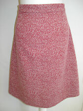 original vintage mod, scooter, skater, A line skirt in burgundy
