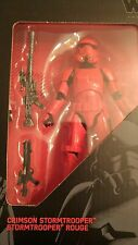 Star Wars Black Series CRIMSON STORMTROOPER 6 inch scale Entertainment Earth