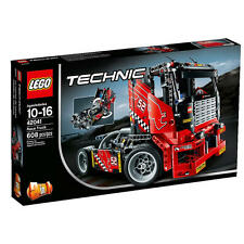 LEGO Technic Race Truck 2 in 1 Building Set 608 Pieces LEGO 42041 NEW