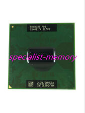 Intel Pentium Dothan M 780 PM780 2.26GHz SL7VB 2M 533mhz CPU Processor