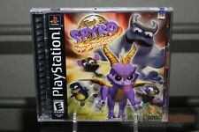 Spyro: Year of the Dragon (PlayStation 1, PS1 2000) Y-FOLD SEALED! - RARE!