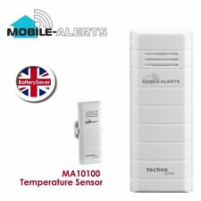 Technoline Mobile-Alerts MA10100 Temperature Sensor for Remote Monitoring