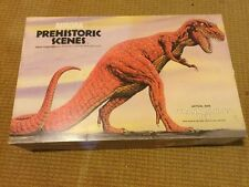 AURORA  PREHISTORIC SCENES  TYRANNOSAURUS REX  MODEL KIT  746 BOXED  1974
