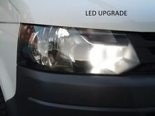 Volkswagen VW CADDY Daytime Running Lights LED UPGRADE BULB KIT