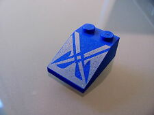 LEGO 3298px7 @@ Slope 33 3 x 2 with SW Crisscross Pattern @@ 7131 7159 7171
