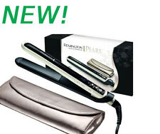 REMINGTON S9500 PEARL HAIR STRAIGHTENER CERAMIC PLATES LCD DSIPLAY