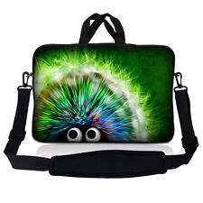 "10"" 9 Tablet Netbook Sleeve Bag Case Pouch Shoulder Strap iPad Kindle Galaxy S54"