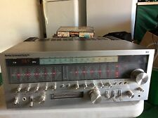 Vintage MCS 3125 Stereo Receiver/Graphic Equalizer for Repair