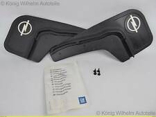 Original Opel Astra F Stufenheck Tailgate Mud flap rear 90397278 / 1718640