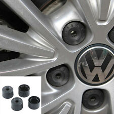 20PCS Wheel Nut Bolt Tire Screw Cover Cap Dust cover 17mm  For VW Volkswagen Hot