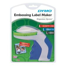 DYMO ORGANIZER XPRESS PRO PERSONAL EMBOSSING LABEL MAKER #12965 HANDHELD