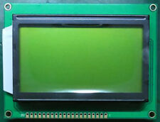 Amarillo 128x64 5v módulo Lcd Gráfico COG Dot Matrix Display Lcm con KS0107+KS0108