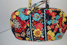 NEW WITH TAGS VERA BRADLEY HAPPY SNAILS GRAND COSMETIC