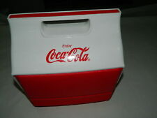 Vintage 1986 Coca-Cola Igloo Cooler Coke Collector Gift 1980s Ships Quickly