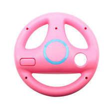 Mario Kart Racing Steering Wheel for Nintendo Wii Wii U Remote Controller Pink