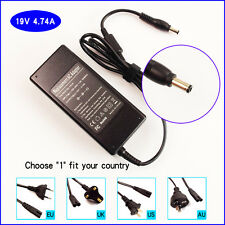 AC Power Adapter Charger for ASUS A8 A8F A8S A8J A8Jc A8Jp A8Jr A8Js W5V W6 N90