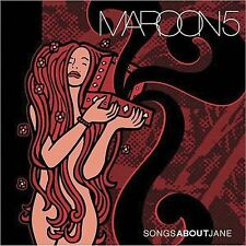 Maroon 5 - Songs About Jane  (CD, Aug-2004, BMG BONUS TRACKS)