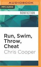 Run, Swim, Throw, Cheat : The Science Behind Drugs in Sport by (FREE 2DAY SHIP)