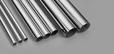 "2"" T304 GRADE STAINLESS STEEL TUBE EXHAUST REPAIR SECTION 1M LONG 50MM NEW"
