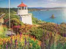 Puzzlebug 500 piece Jigsaw Puzzle Lighthouse Trinidad California  NEW SEALED