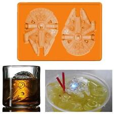 Creative Star Wars Ice Tray Ice Cubes DIY Pudding Jelly Mold Silicone Falcon KJ