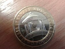 £ 2 Moneta Due Pound 500th ANNIVERSARIO Trinity House da collezione 2014