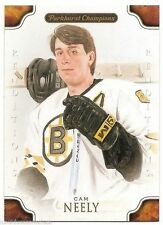 11/12 PARKHURST CHAMPIONS RENDITIONS COLOR Cam Neely #145