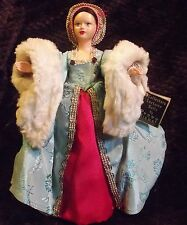 Peggy NIsbet ORIGNAL NOT REISSUE Anne Boleyn doll 8' with arm tag