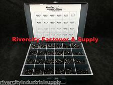 Metric Hex Socket Drive / Allen Head Cap Screw /  Bolt Assortment / Kit 1250pcs