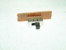 Lionel 6-28446 Silver Bell Trolley Reversing Switch w/ Printed Circuit Board EX!
