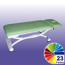 Behandlungsliege Elektrisch 2-teilig Massageliege Therapieliege BUBBLE NEU