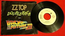 ZZ TOP Doubleback / Planet of Women, 45 Warner Bros. Records NM PICTURE SLEEVE