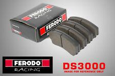Ferodo DS3000 RACING FIAT ULYSSE 2.0 JTD arrière plaquettes de frein (99-n / une course rallye mangé)