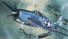 Hasegawa ST07 1/32 F6F-3/5 HELLCAT from Japan Limited Version Rare